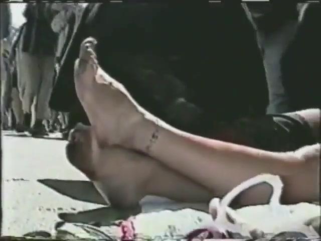 Dirty vintage soles