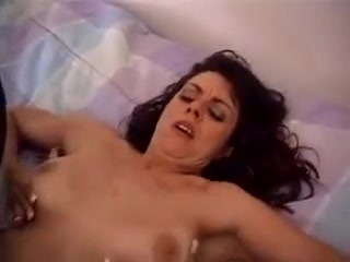 Classic Mature Stockings Hairy Pussy and Anal