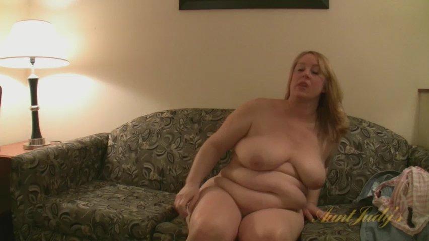 Misty Luv Blu in Amateur Movie - AuntJudys