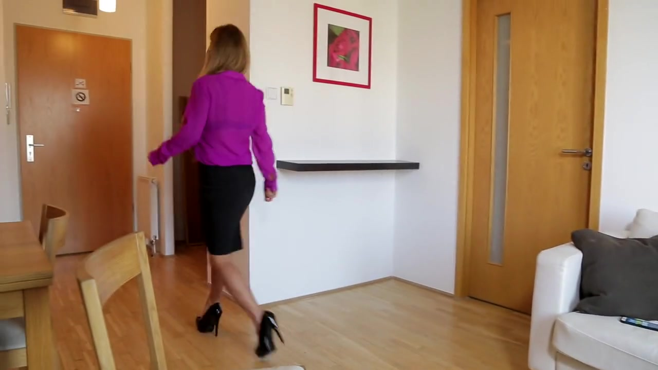 babes cleansing - hot brunette dorothy black is having lesbian sex with her maid, zafira