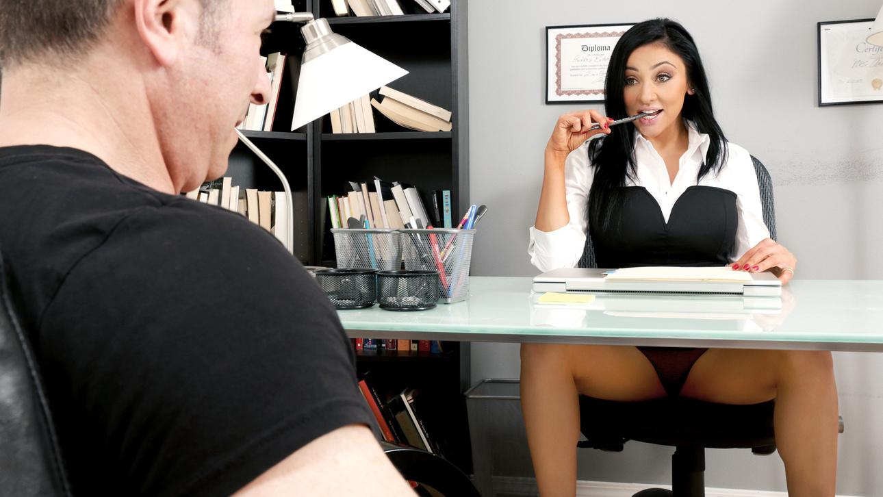 Audrey Bitoni, John Strong in Sex And Confidence,  Scene 4 - DigitalPlayground
