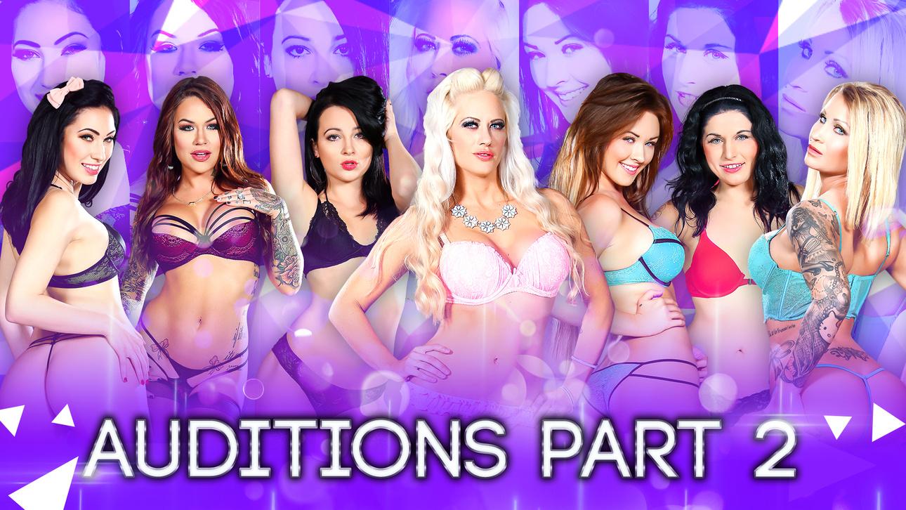 Alice Lighthouse, Aria Alexander, Daisy Monroe, Dallas Blackin Season 2 - Auditions Part 2 - DigitalPlayground