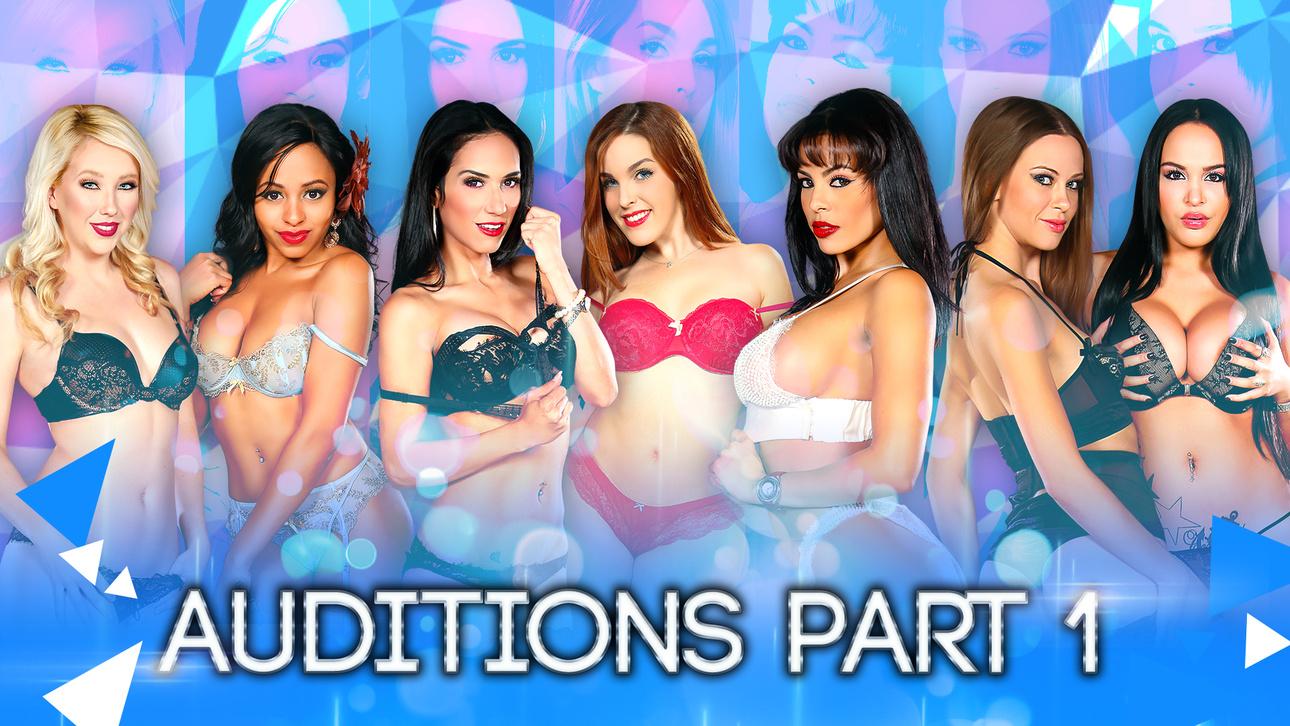 Alexa Nova, Amarna Miller, Anya Ivy, Eva Lovia, Kimberly Kendallin Season 2 - Auditions Part 1 - DigitalPlayground