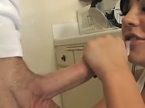 tattooed brunette with big tits fucked hard