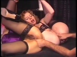 Extrem pervers vintage collector fist anal part 1