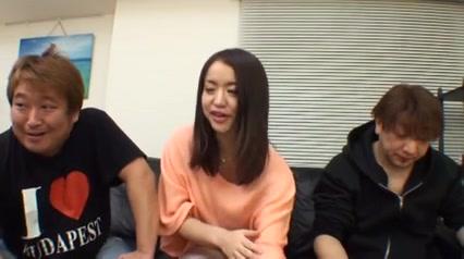 Kaede Niiyama - Cheating Housewife (Threesome)