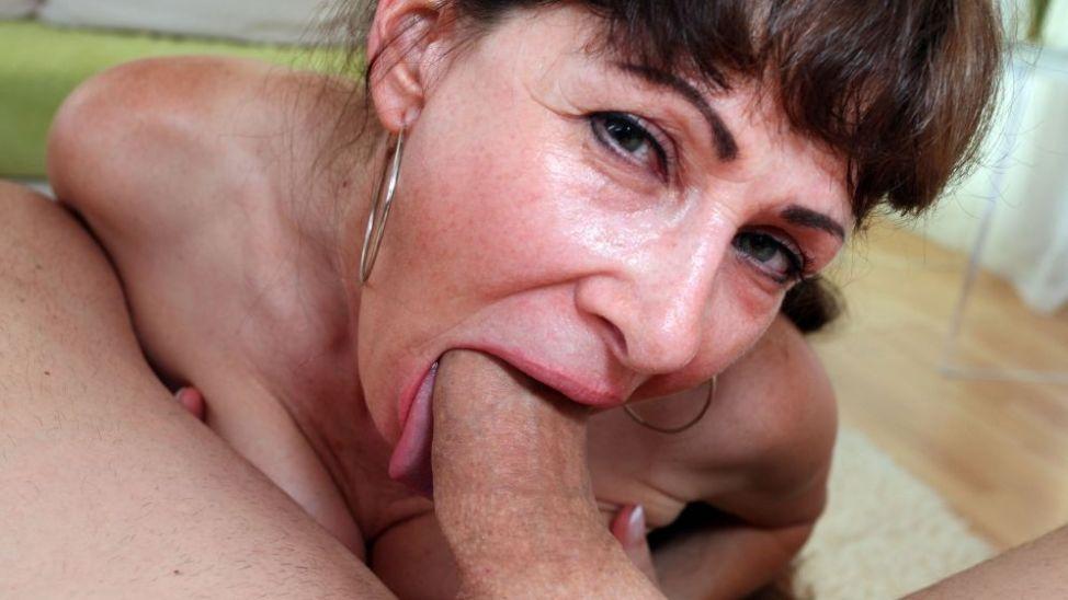 Alexandra Silk in Throwback - CougarSeason