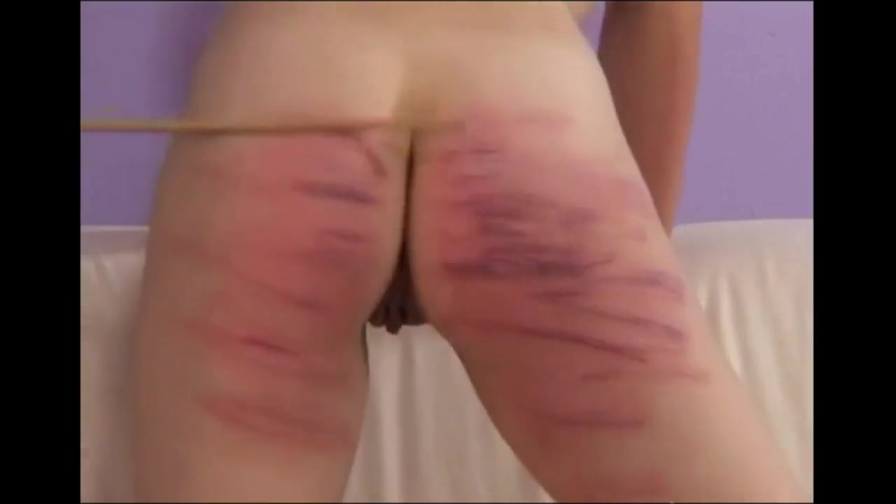 Caning video audition