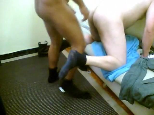 Fucking my chubby bottom Spaniard