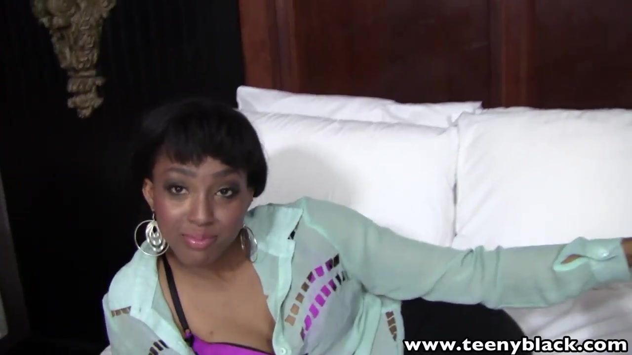 Girl with vibrator video