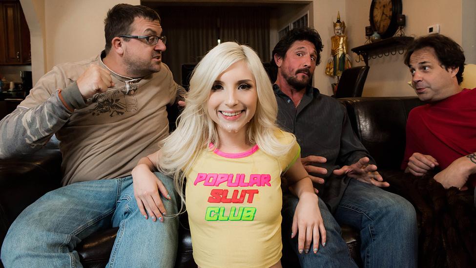 Piper Perri & Eric John & Tommy Gunn in Pounding Piper - Brazzers