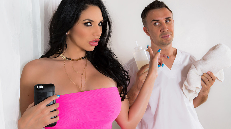 Missy Martinez & Keiran Lee in Not Another Happy Ending - Brazzers