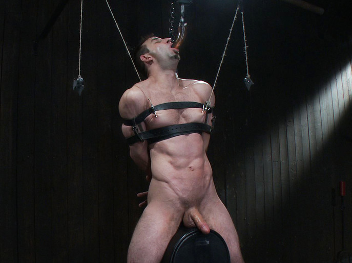 Jason Miller - Ripped and Ready for Hard Punishment