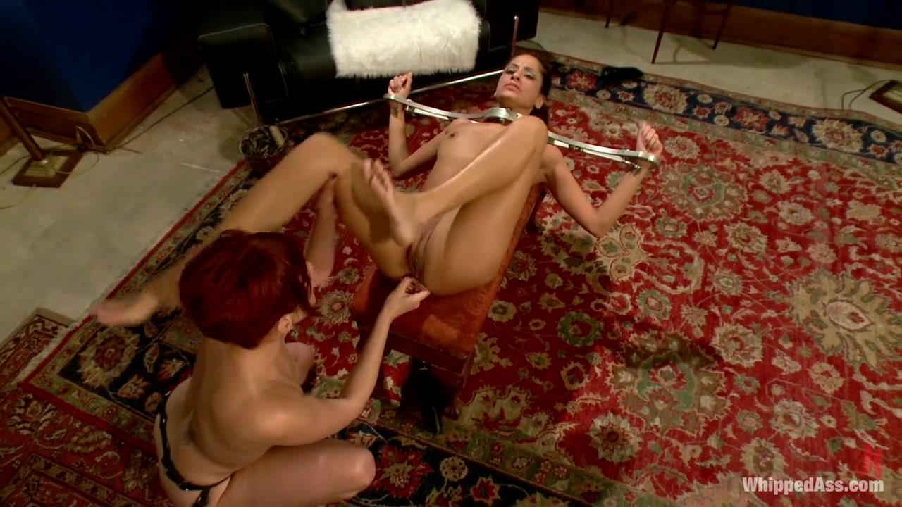 Get Off The Dick! A lesbian BDSM fantasy.