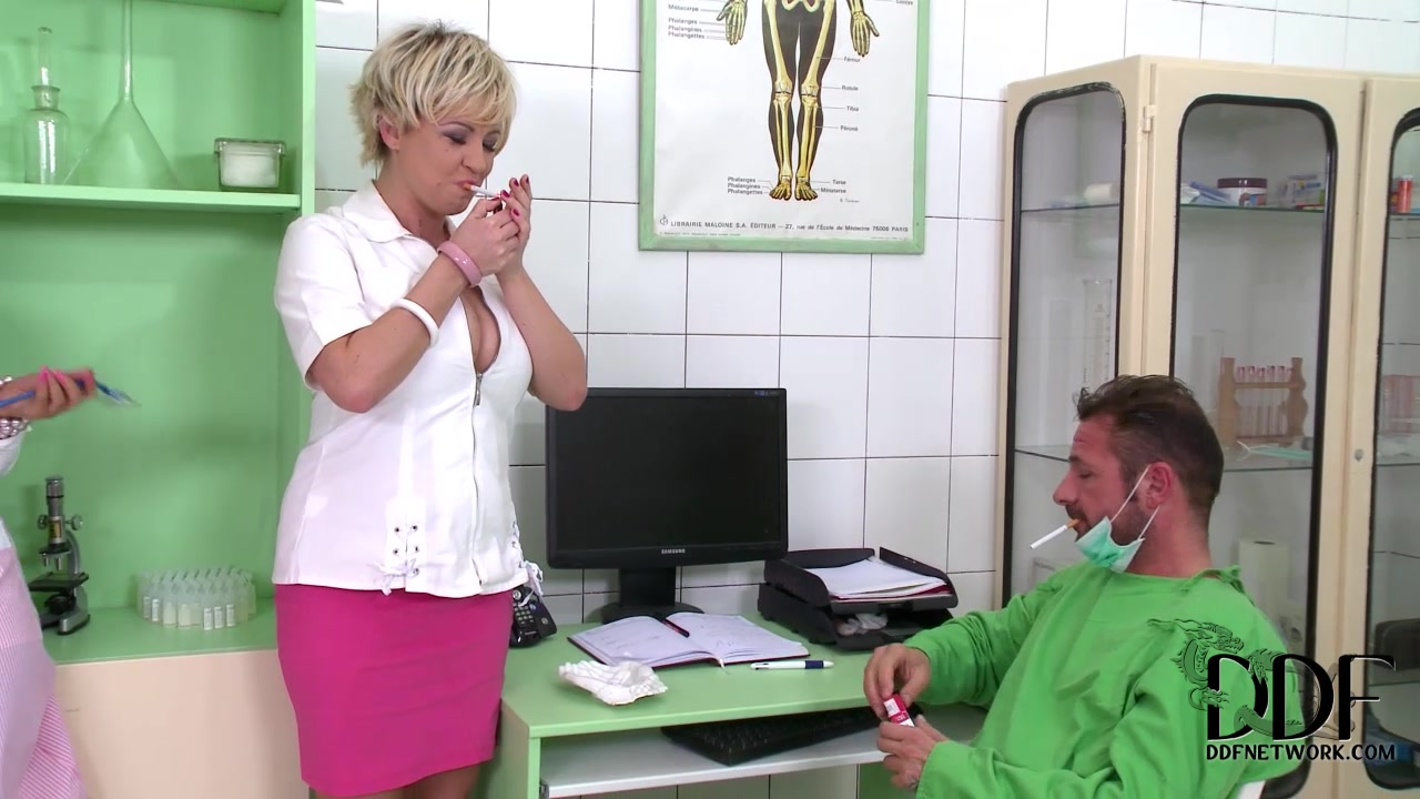 OnlyBlowjob Video: Swallow The Surgeon