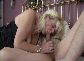 Crazy pornstar in fabulous cunnilingus, blonde xxx video