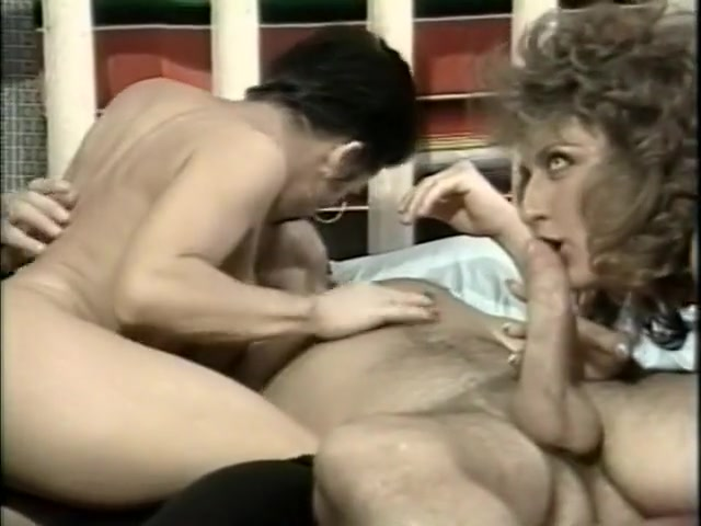 Fabulous pornstar in best facial, vintage sex movie