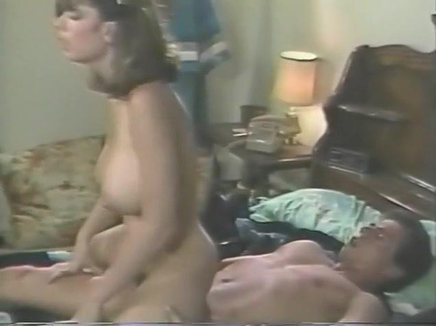 Best pornstar Christy Canyon in hottest vintage, cumshots adult movie