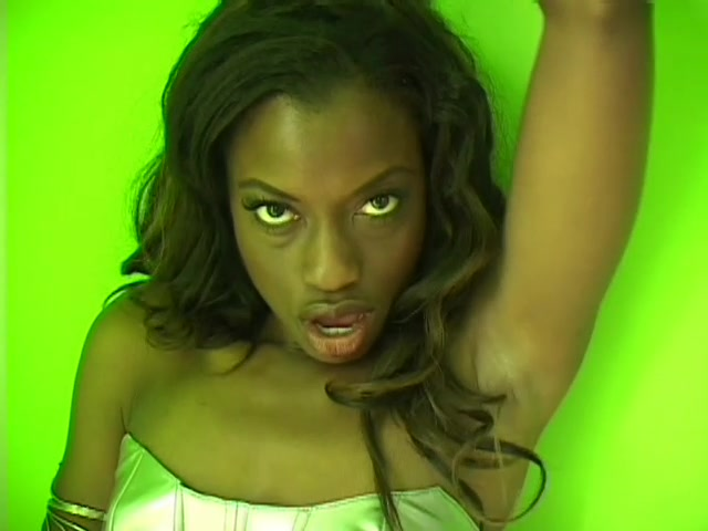 Lovely Black Pornstar Gets Booty Crazy