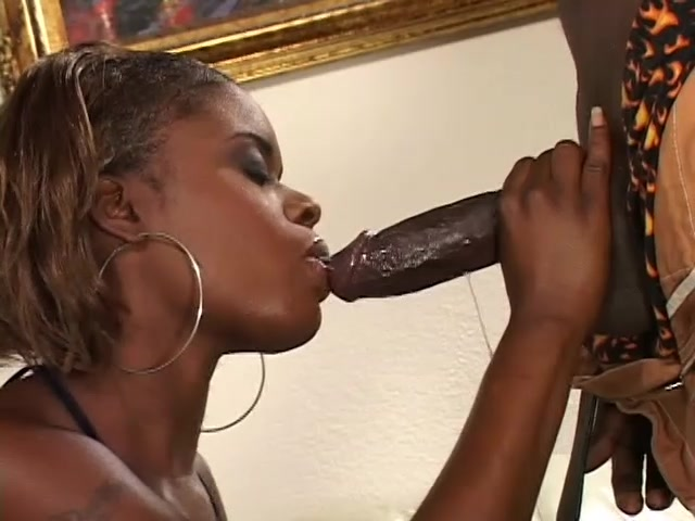 Caramel Gags Herself On Byron Long S Long Cock