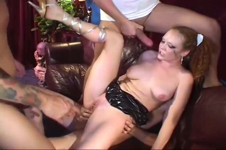 One Big Fat Slutty Orgy 2 Girls 6 Guys