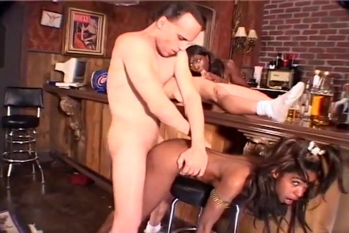 Two Black Call Girls Get Jammed