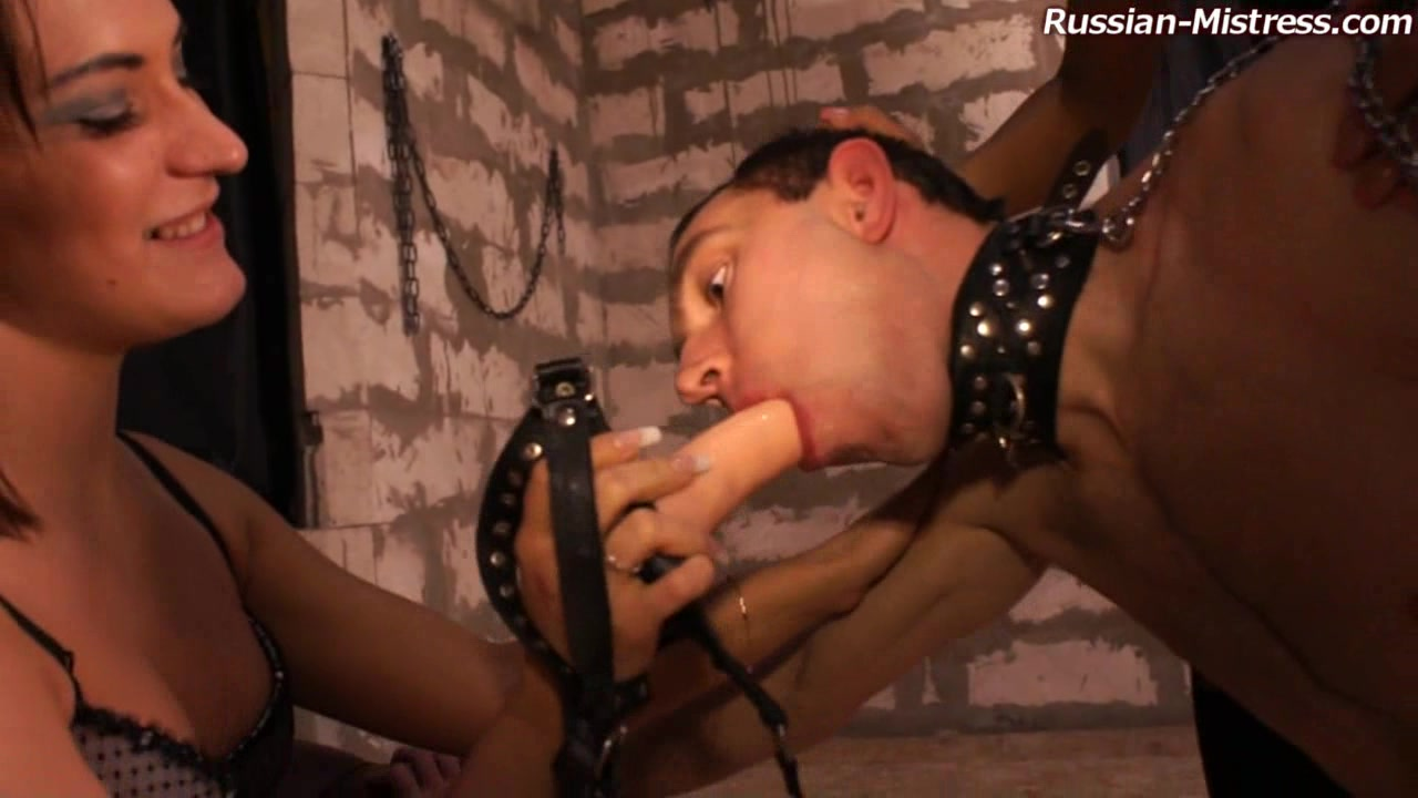 Russian-Mistress Video: Megan & Lisa
