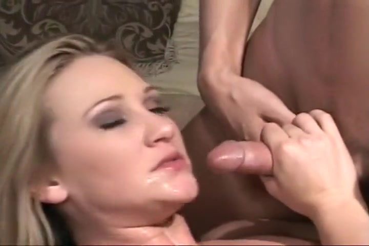 Nasty Cocksucker Works Out Her Big Load