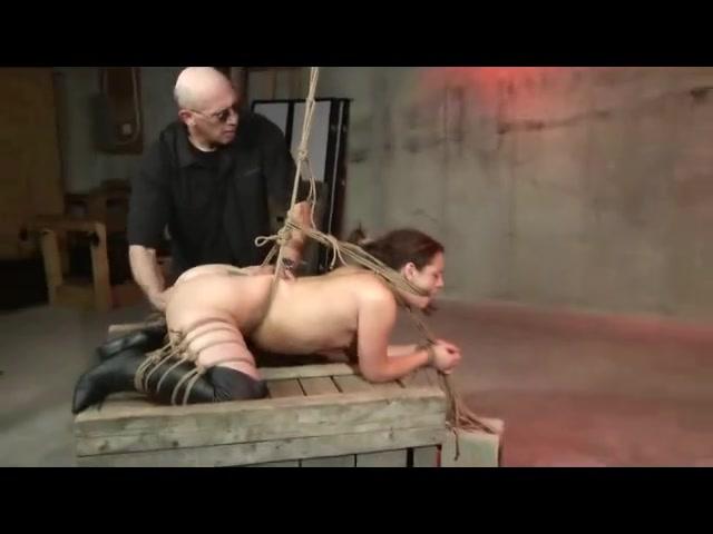 Shibari Rope Thraldom And Drubbing