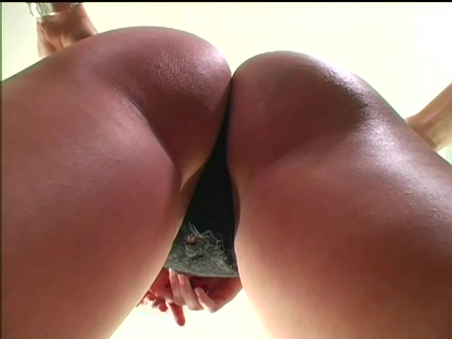 Angelika Has A Fine Round Ass That Was Made For Pounding