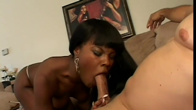 Gorgeous Black Babe With Smoking Fetish