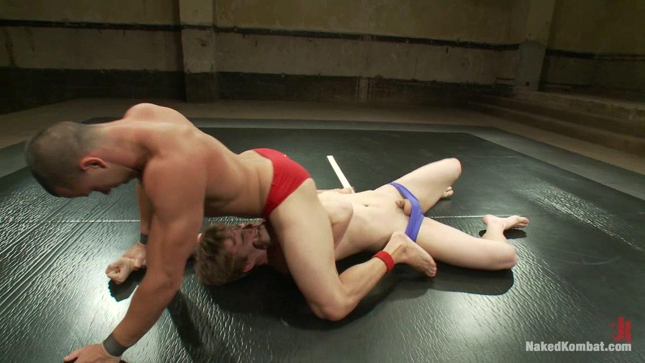 NakedKombat Nikko Alexander vs Noah Brooks