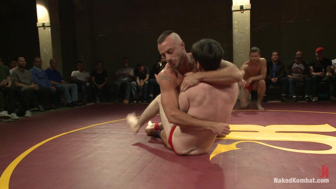 NakedKombat Hayden Richards Rowen Jackson vs Jessie Colter Doug Acre Live Match