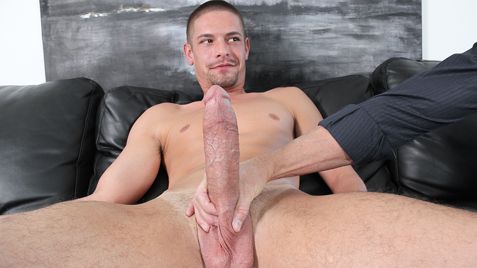 Порно мужчина с большим членом