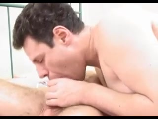 Sexy Young Stepson Got Some Gay Daddy Loving In This Scene
