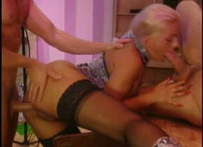 incredible pornstars c. summer, nicole thompson and blonde niki in exotic blonde, anal sex movie