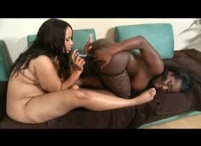 Crazy pornstar Ms. Sassi in amazing big tits, black and ebony adult video
