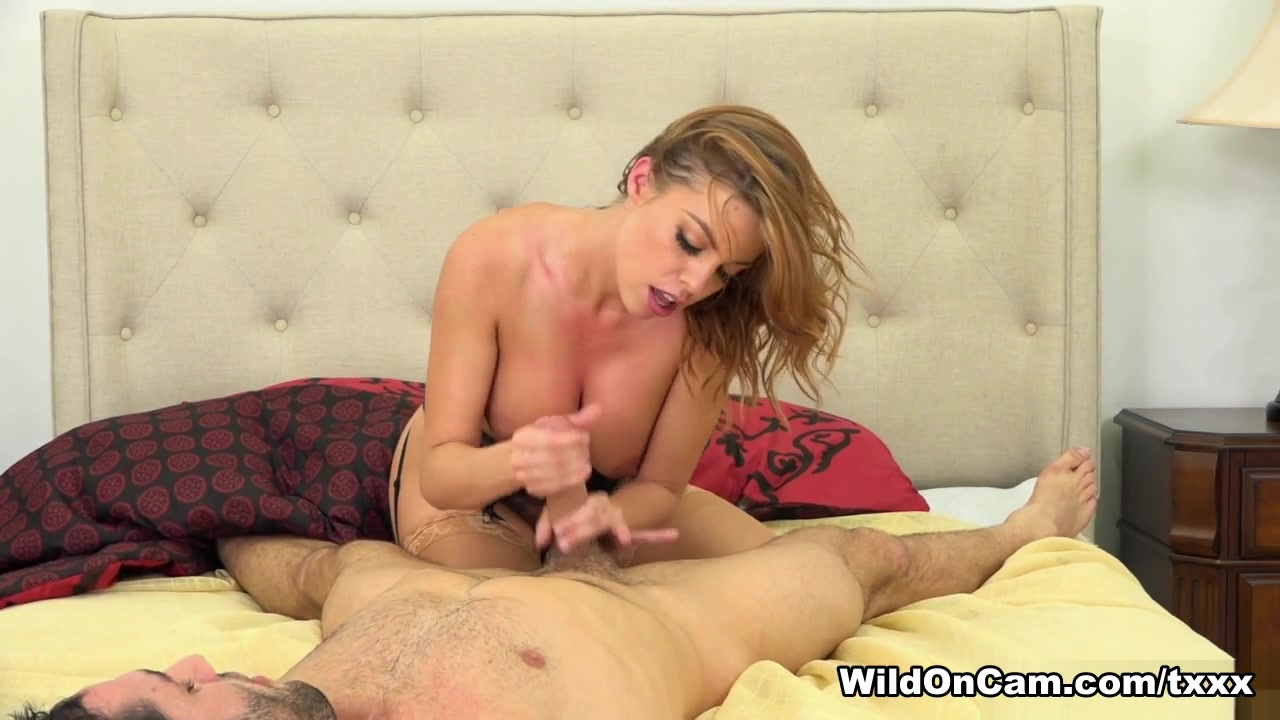 Britney Amber & Damon Dice in Sexy Enough For You To Fuck - WildOnCam