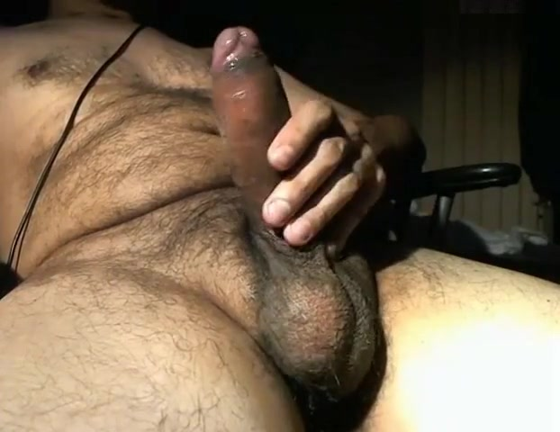 Hot horny big uncut dick latino bear
