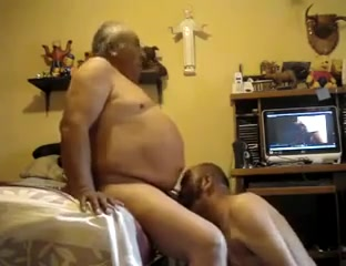 Old Chubby fuck great !