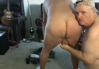 Grandpa couple on cam part 2