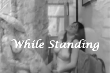 During The Time That Standing Vol.24 - Female Masturbation Compilation