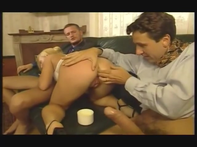 Anal Groupsex