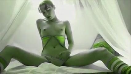 Girl masturbating