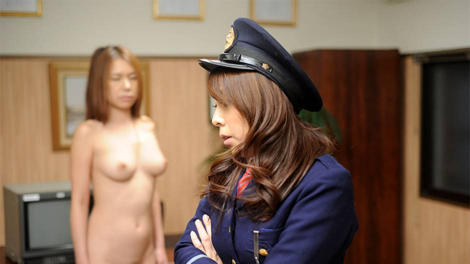 Yuki Maya in Sweet chick is having her first prison day - AviDolz