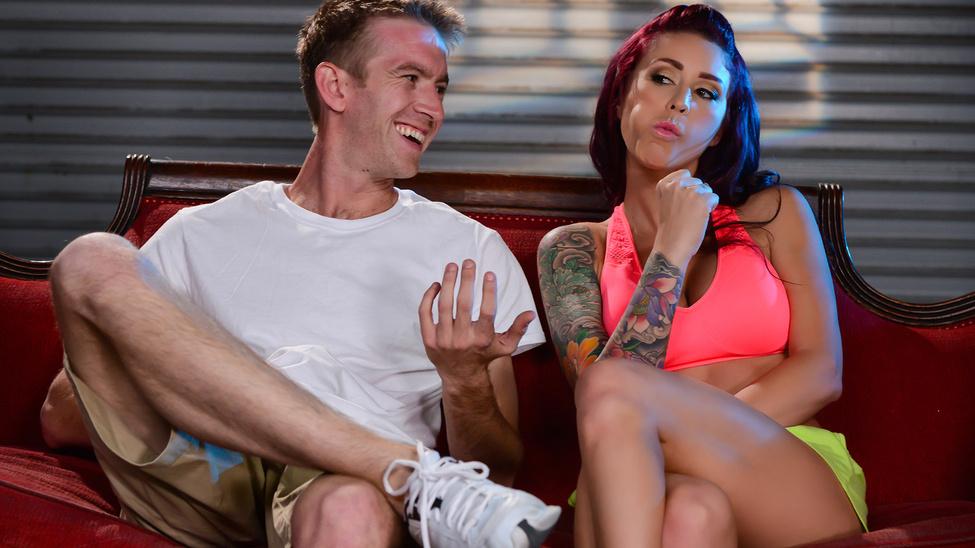 Monique Alexander & Danny D in Day With A Pornstar: Monique - Brazzers
