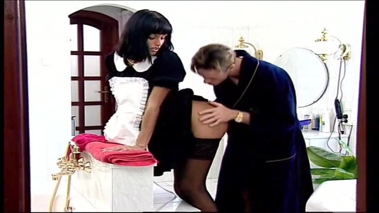 House Maid Gets Fucked In Bathroom