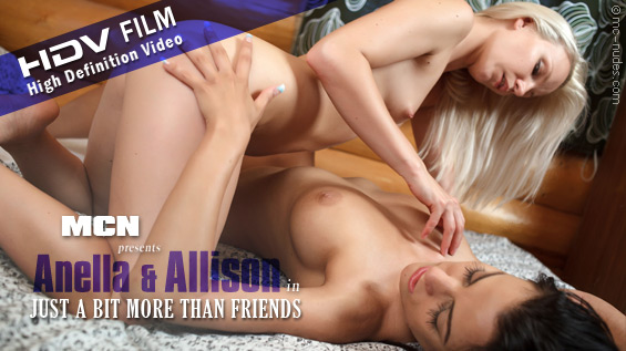 allison in a little more than friends - mcnudes
