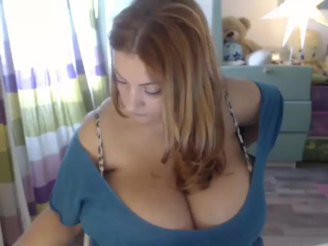 Giant tits mom