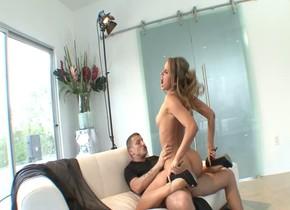 exotic pornstar aleska diamond in small tits in heat, big cock xxx video
